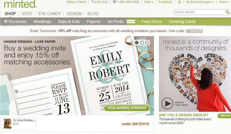 Ask the Reader: Which Minted Business Card Design Should I Choose?