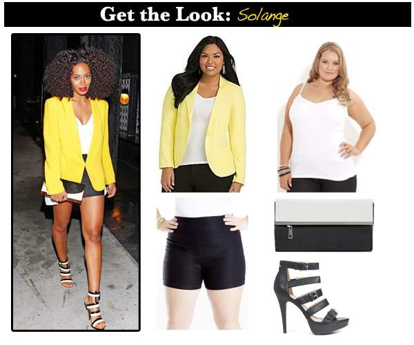 Get the Look: Solange Knowles