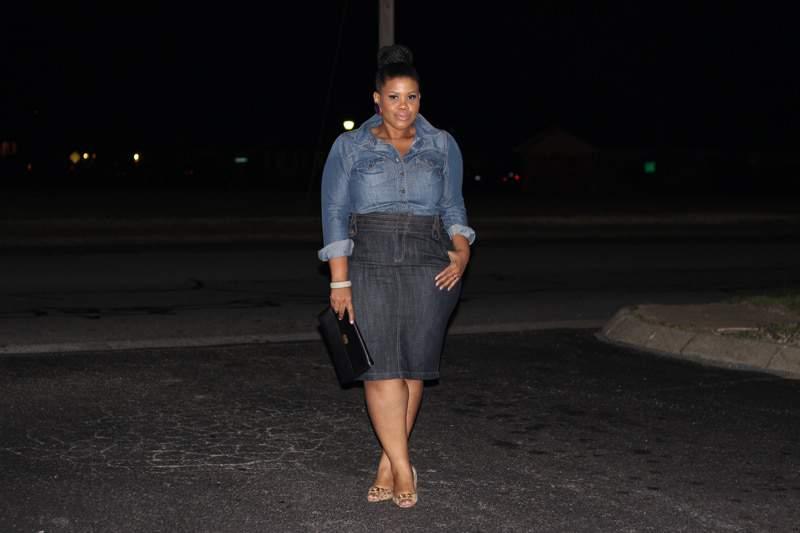 Kim - Natural Fashionista Denim