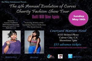 Evolution of Curves hosted By Kelly Price