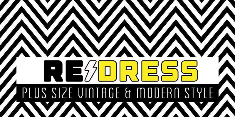 Plus Size Vintage and Modern Style: Re/Dress NYC is Back and You Can Shop Now