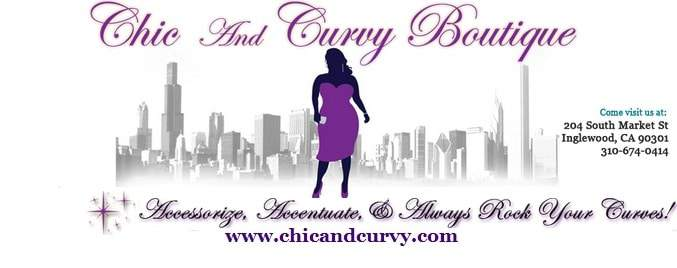 Plus Size Boutique Spotlight and Look book: Chic and Curvy Boutique