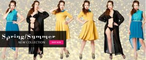 Plus Size Designer Ashley Nell Tipton Collection