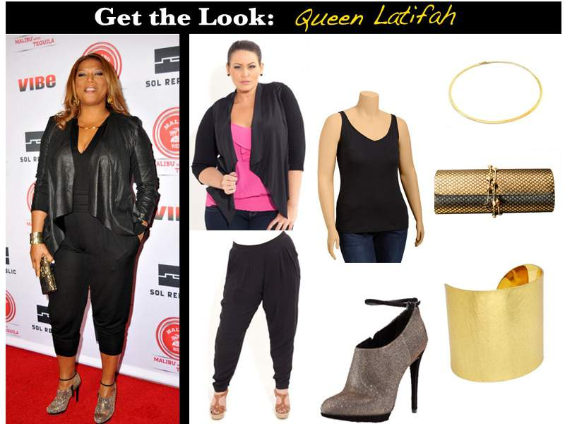 Get The Look Queen Latifah