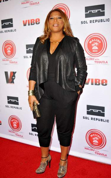 superb queen latifah outfit hot