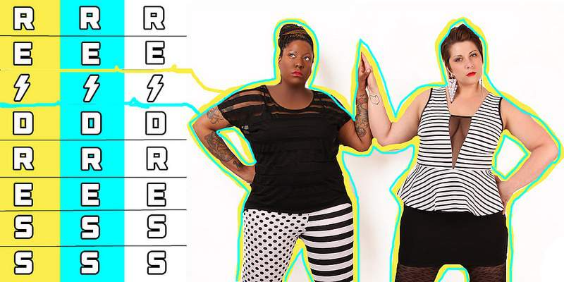 Plus Size Vintage and Modern Style: Re/Dress NYC