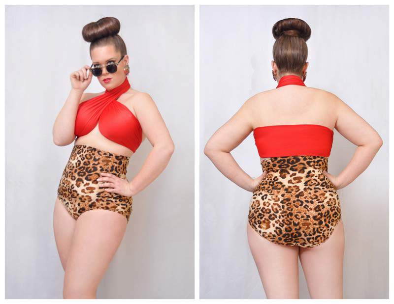 Plus Size Designer Empress Lingerie Spring Summer 2013