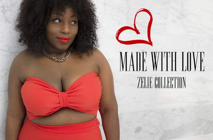 First Look: Zelie for She- Made with Love Collection