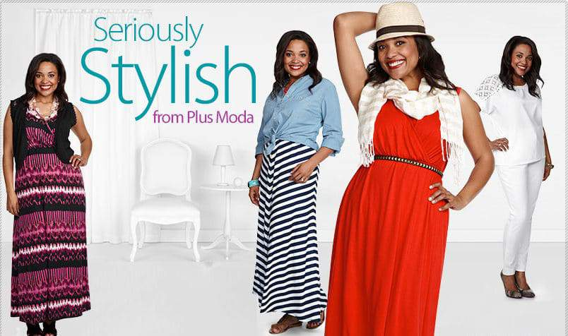 Summer Breezy with Plus Moda and The Fitting Room at Walmart