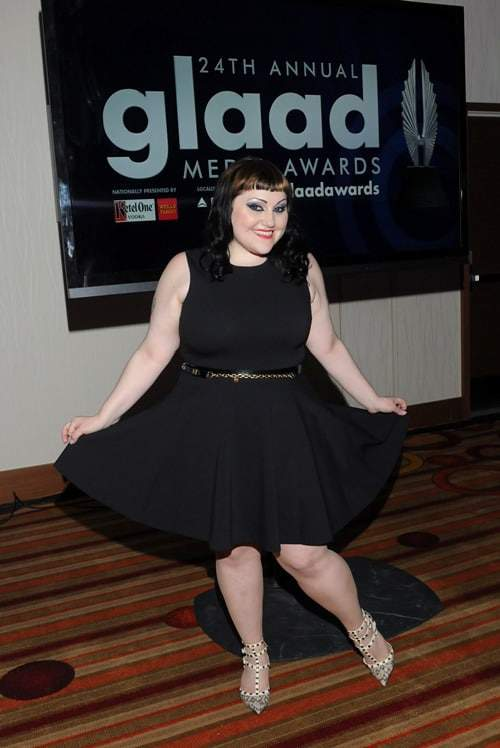 Get The Look: Beth Ditto