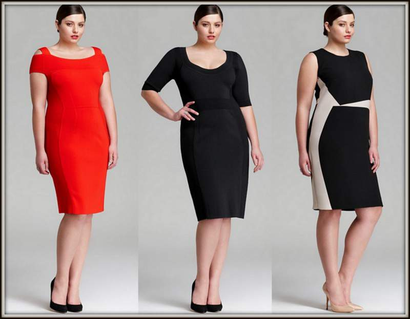 High End Plus SIze Brand Marina Rinaldi at Bloomingdales