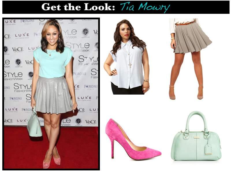 Get The Look Tia Mowry