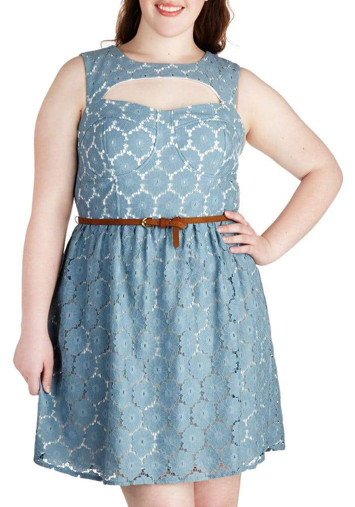 Modcloth Follow the flower dress
