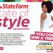 Statefarm Essence Music State of Style Contest
