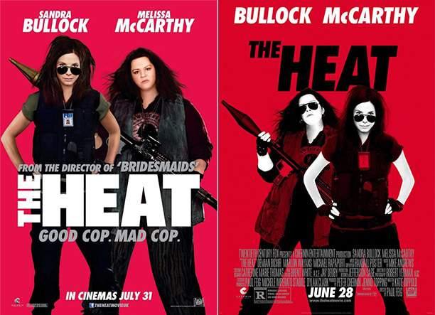 Photoshop Fail: Melissa McCarthy in The Heat