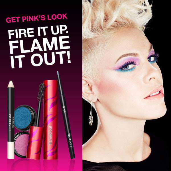 Beauty Beat CoverGirl Flamed Out Collection, ULTA Beauty and a Fab Giveaway!
