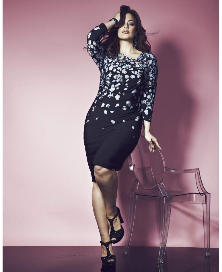 Plus SIze Designer Anna Scholz for Simply Be Fall 2013