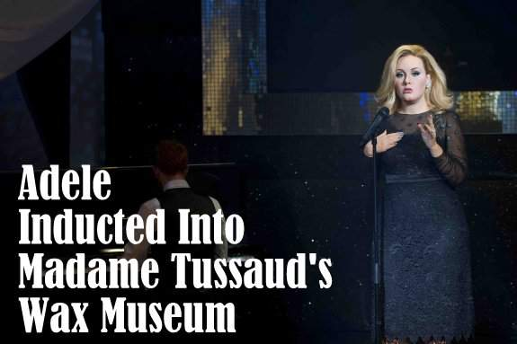 Adele gets Waxed- In Madame Tussaud's London and Amsterdam Museum