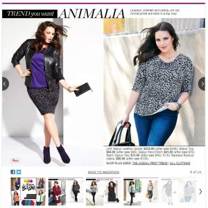 Nordstrom Anniversary Sale in the Encore Plus Size Department