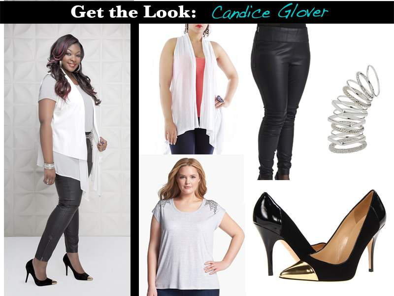 Get the look Candice Glover