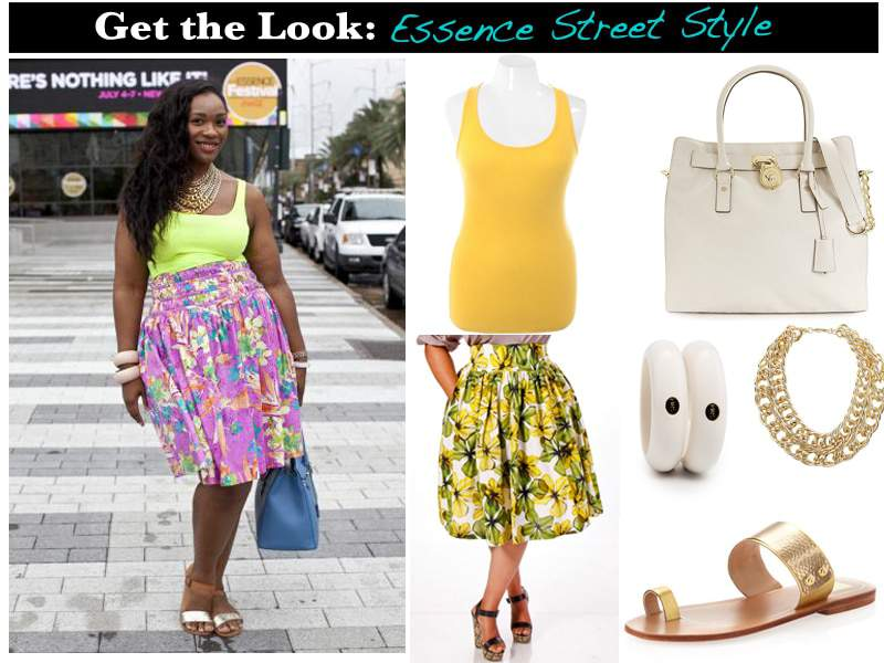 Get the Look Essence Fest