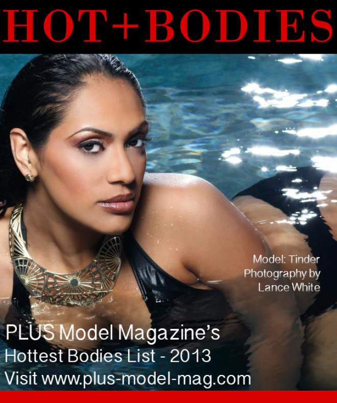 Plus Model Magazine Drops its 2013 Hottest Bodies in Plus Size ...