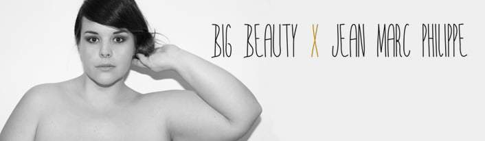Plus size blogger Big Beauty and Jean Marc Philippe Collaboration