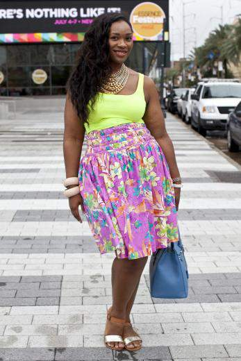 Get the Look: Essence Festival Street Style