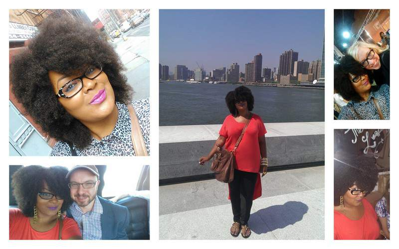 HTC Design Tours and The Curvy Fashionista