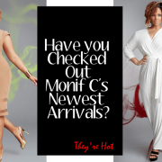 Monif C Plus Sizes July Arrivals