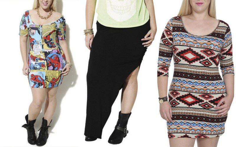 before you shop: junior plus size vs. woman's plus size | the