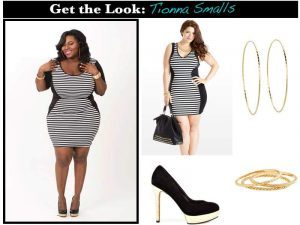 Get The Look Tionna Smalls