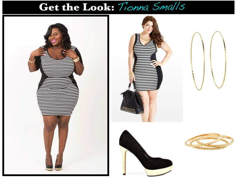 Get The Look: Tionna Smalls