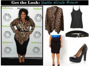 GetThe Look-Yvette Nicole Brown