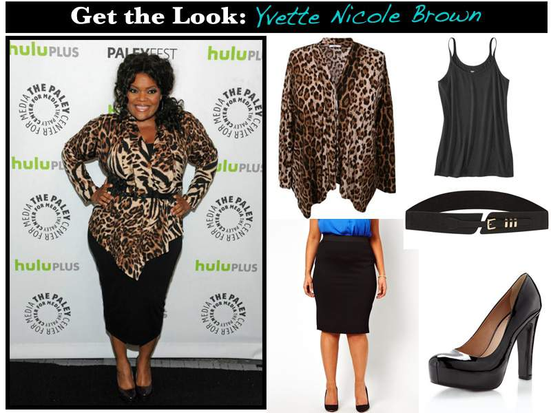 GetThe Look-Yvette Nicole Brown