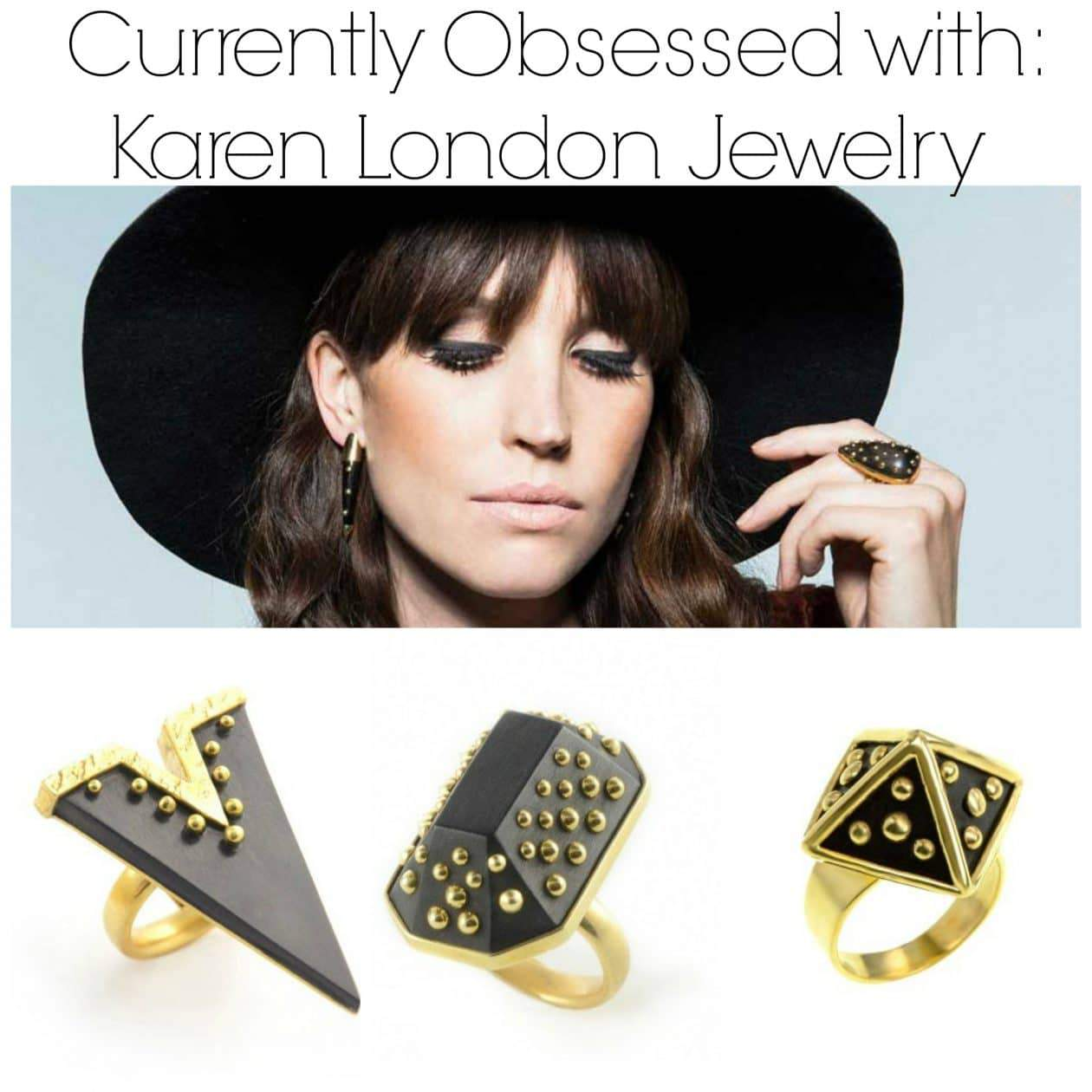 Instantly Obsessed with Los Angeles Jewelry Designer Karen London