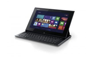 Sony Vaio with Intel technology