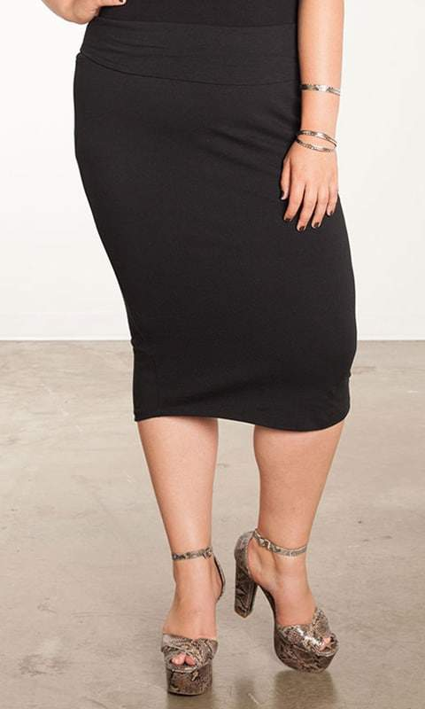 SWAK Megan Midi Skirt