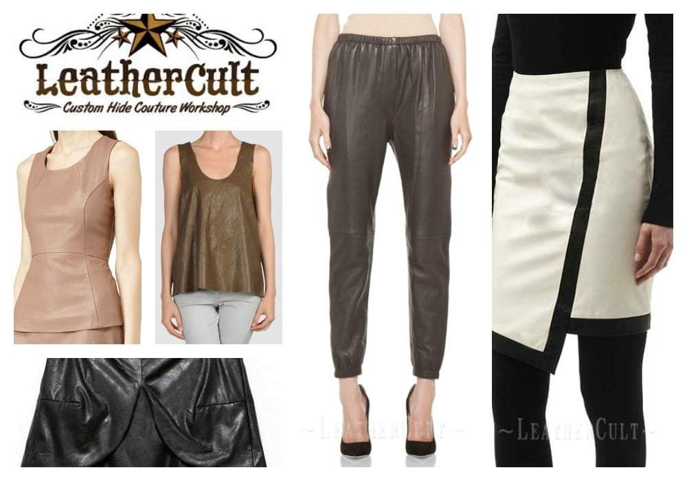 Getting Ready for Fall- Custom Leather with LeatherCult