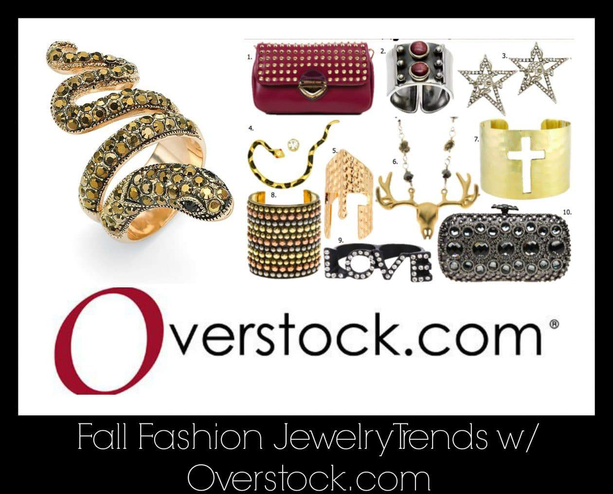 Have You Checked out Overstock.com's Jewelry? Fall Trends on the Score!