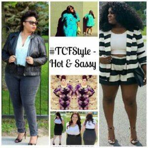 #tcfstyle - hot & sassy