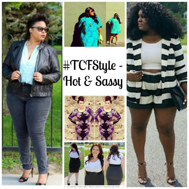 Five Looks We Love: #TCFStyle – Hot & Sassy