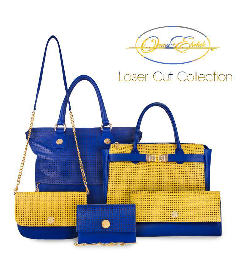 Bag Lady: Onna Ehrlich Debuts New LA LUXE Collection