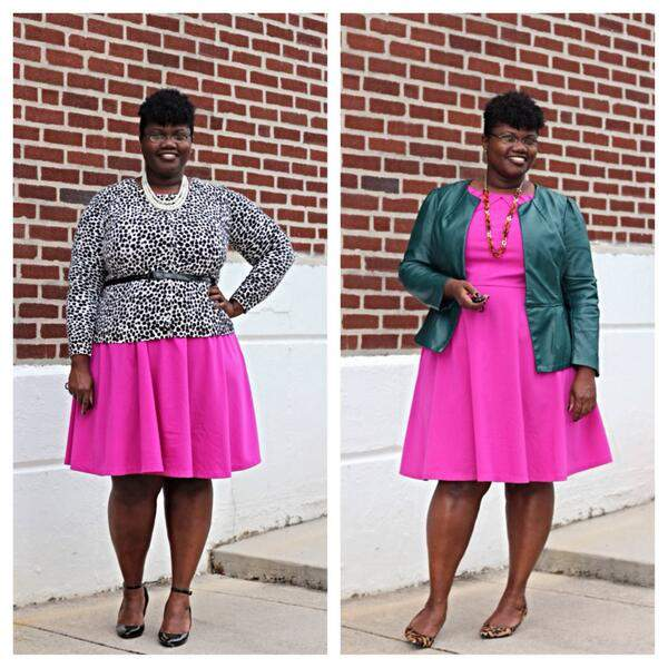 Grown and Curvy woman - #TCFStyle Five Looks We Love: Transitional Pieces