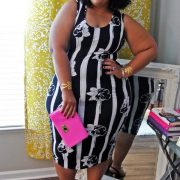 Plus Size Blogger Chastity Garner