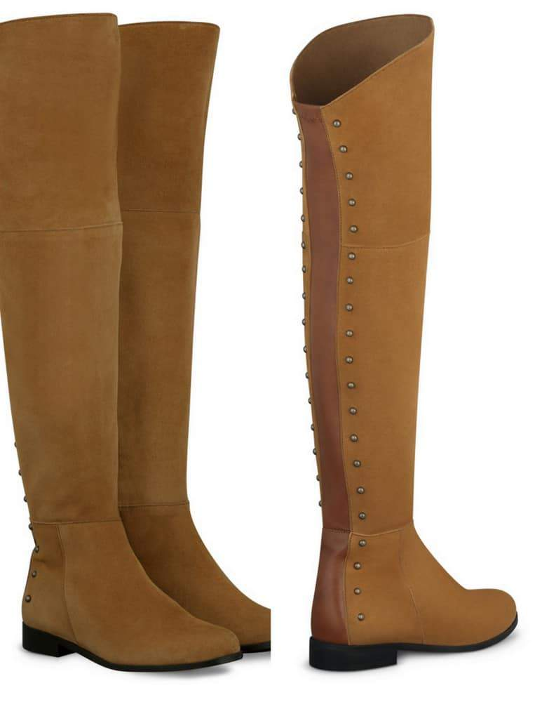 Wide Calf Boots from Duo- Leighton