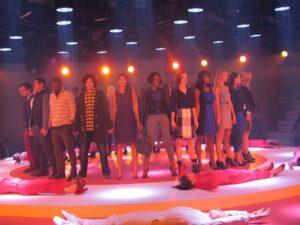 Target Fall 2013 Fashion Show NYFW