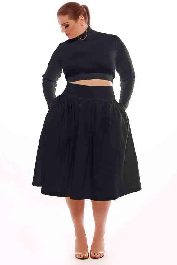 Jibri Plus Size Fall 2013 Collection
