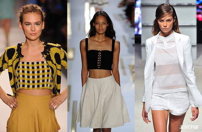 NYFW Spring 2014 Trends from Just Fab