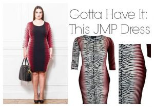 Jean marc Philippe Plus Size Dress